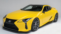 Custom 2016 Lexus LC 500 for SEMA