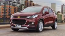 Em breve no Brasil, Chevrolet Tracker 2017 estreia conceito especial no SEMA Show