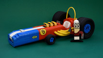 Wacky Races in Lego form