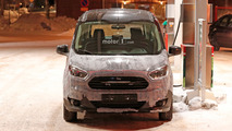 Ford Tourneo Courier Spy Shots