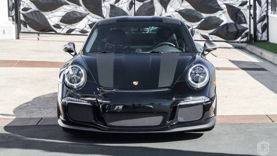 used porsche 911 r has driven just 140 miles could be yours. Black Bedroom Furniture Sets. Home Design Ideas