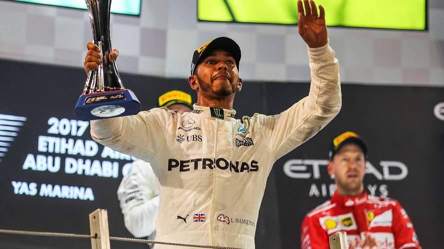 Hamilton wins International Racing Driver at Autosport Awards