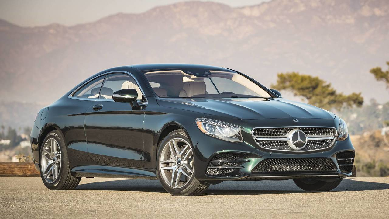 2018 mercedes benz s560 coupe review delightful luxury. Black Bedroom Furniture Sets. Home Design Ideas