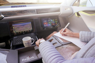 Mobile Home Office? The Self-Driving Car will Change How We Work