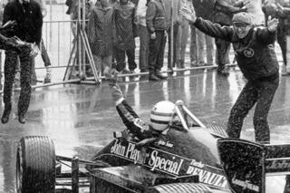 Senna's Lotus 97T Comes to Life in Gran Turismo