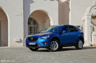 Three of Mazda's Best 2013 Models