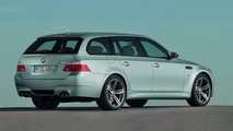 BMW M5 Touring Revealed