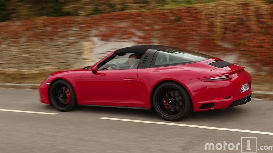 Essai Porsche 911 Targa 4 GTS - La recette du plaisir