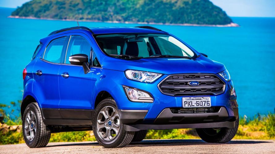 Ford vai reduzir produção de carros para investir em SUVs e picapes