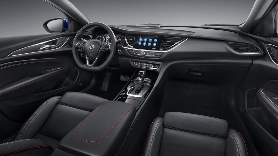 Buick Regal GS 2018