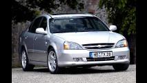 Chevrolet sportlich