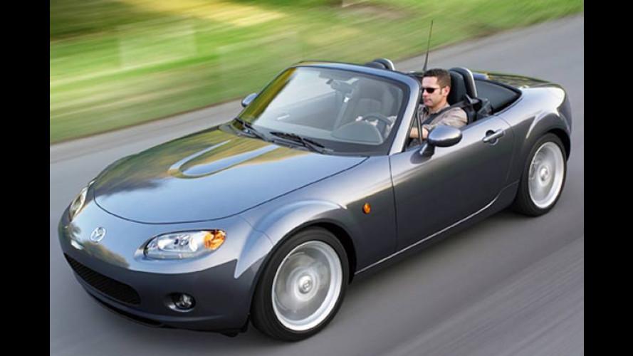 Mazda MX-5 im Test: Großer Roadster zum kleinen Preis