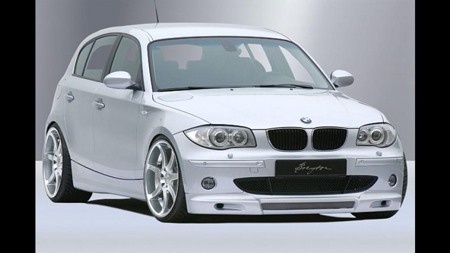 Fahrwerk, Motor, Optik: Breyton bringt den BMW 1er auf Zack