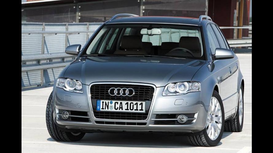 Fünf Pakete: Neue Ausstattungsbündel für den Audi A4