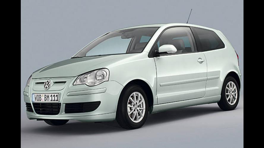 VW Polo BlueMotion: Verbrauch auf 3,8 Liter Diesel gesenkt
