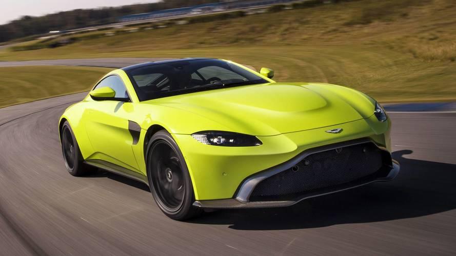 Aston Martin Vantage é lançado com 510 cv e belas linhas