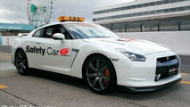 Nissan GT-R Is Official 2008 Super GT Pace Car