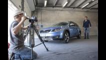 OmniAuto Garage, la prova della station wagon più venduta d'Europa