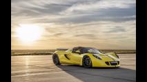Hennessey Venom GT Spyder, il record di velocità