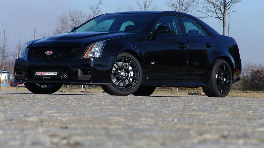 Cadillac CTS-V Brute Force by Geiger Cars