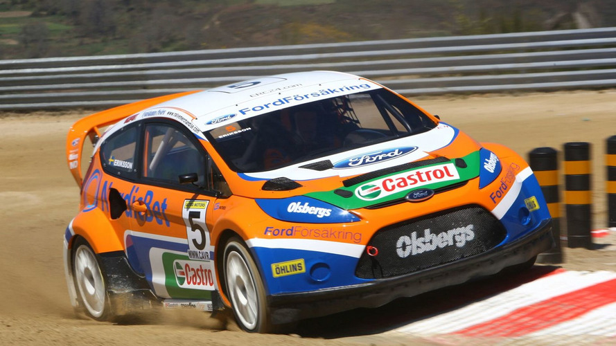 Ford Fiesta Powered by 800+ hp Engine to Run Pikes Peak