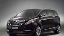 Buick Business MPV Concept