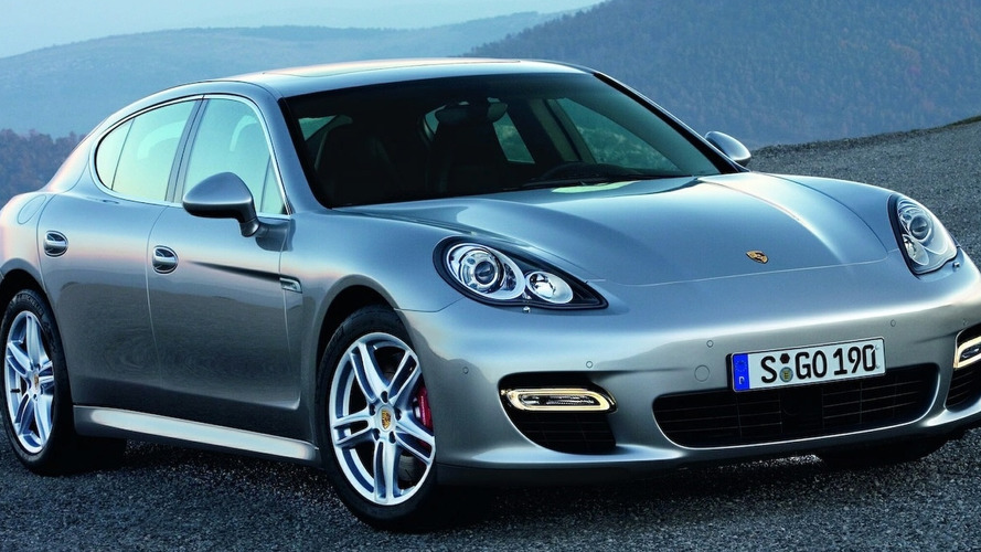 Porsche Panamera to debut at Auto China in April