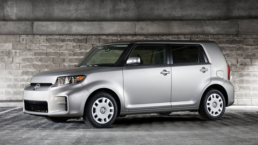 2011 Scion xB Facelift Announced with Pricing