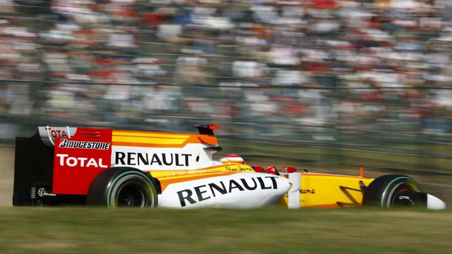 Renault announces Kubica for 2010 and beyond