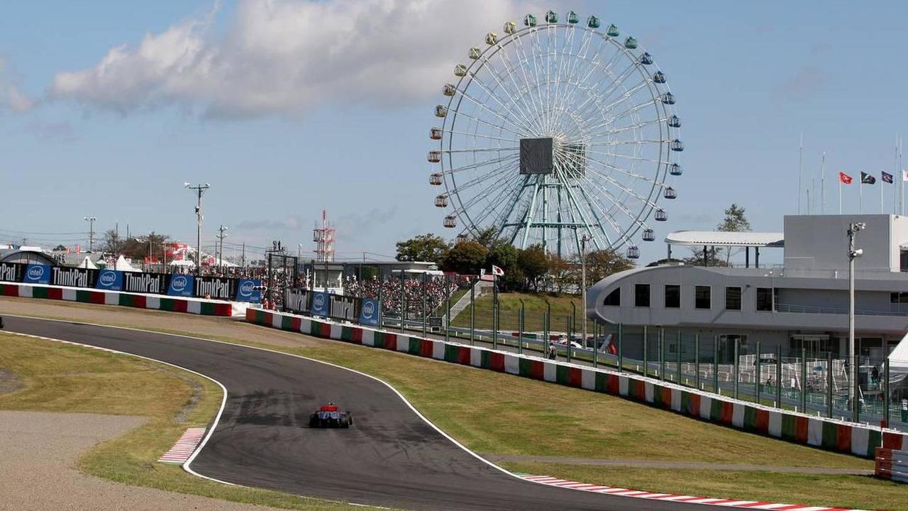 Lewis Hamilton (GBR), McLaren Mercedes - Formula 1 World Championship, Rd 16, Japanese Grand Prix, Sunday Qualifying, 10.10.2010 Suzuka, Japan