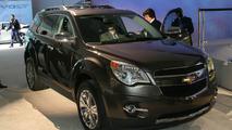 2010 Chevrolet Equinox at 2009 NAIAS