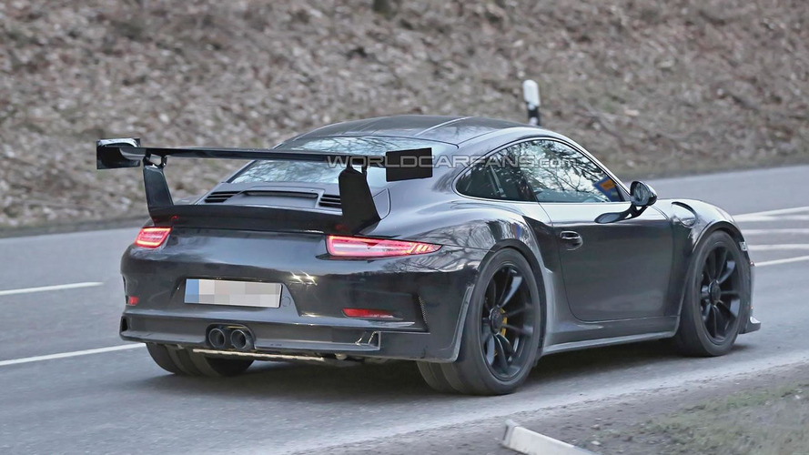Porsche turbocharging 911 GT3 RS - report