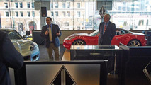 VL Automotive Destino Red concept