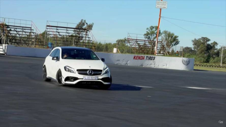 Audi Vs Mercedes-AMG AWD Drift Contest
