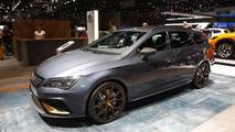 Seat Leon Cupra R ST at the 2018 Geneva motor show