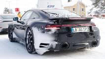 Yeni nesil Porsche 911 GT3 casus fotoğraflar