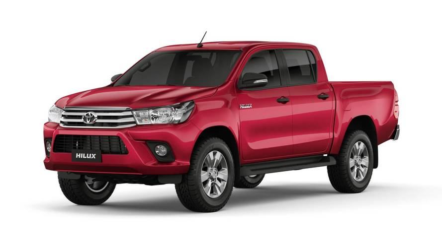 Toyota Hilux SR Diesel 4x4