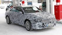 Mercedes-Benz CLA 2019 - Flagra na Suécia