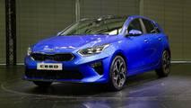 Kia Ceed - 2018 Cenevre Otomobil Fuarı