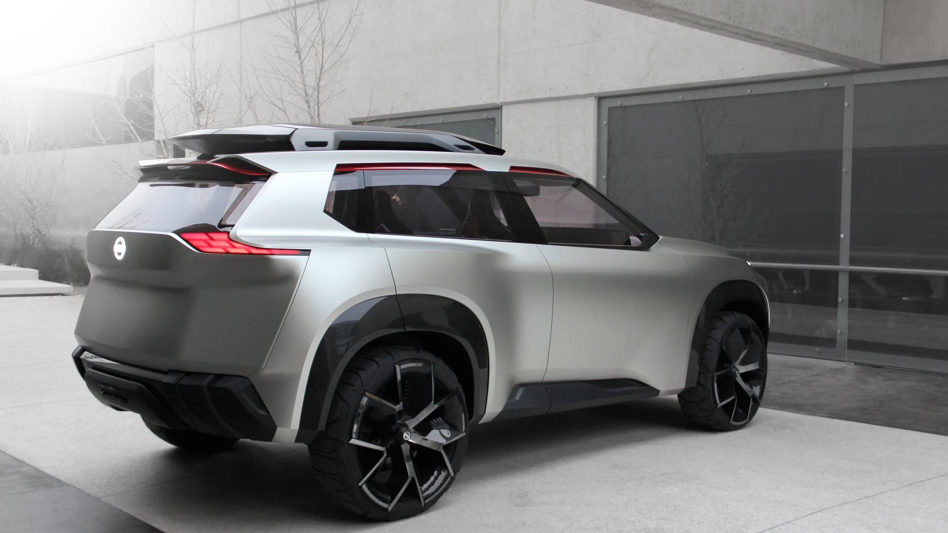 Nissan Xmotion Concept 2019 - Presentazioni Automobili e ...