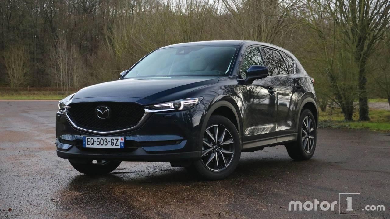 Essai Mazda CX-5 2018