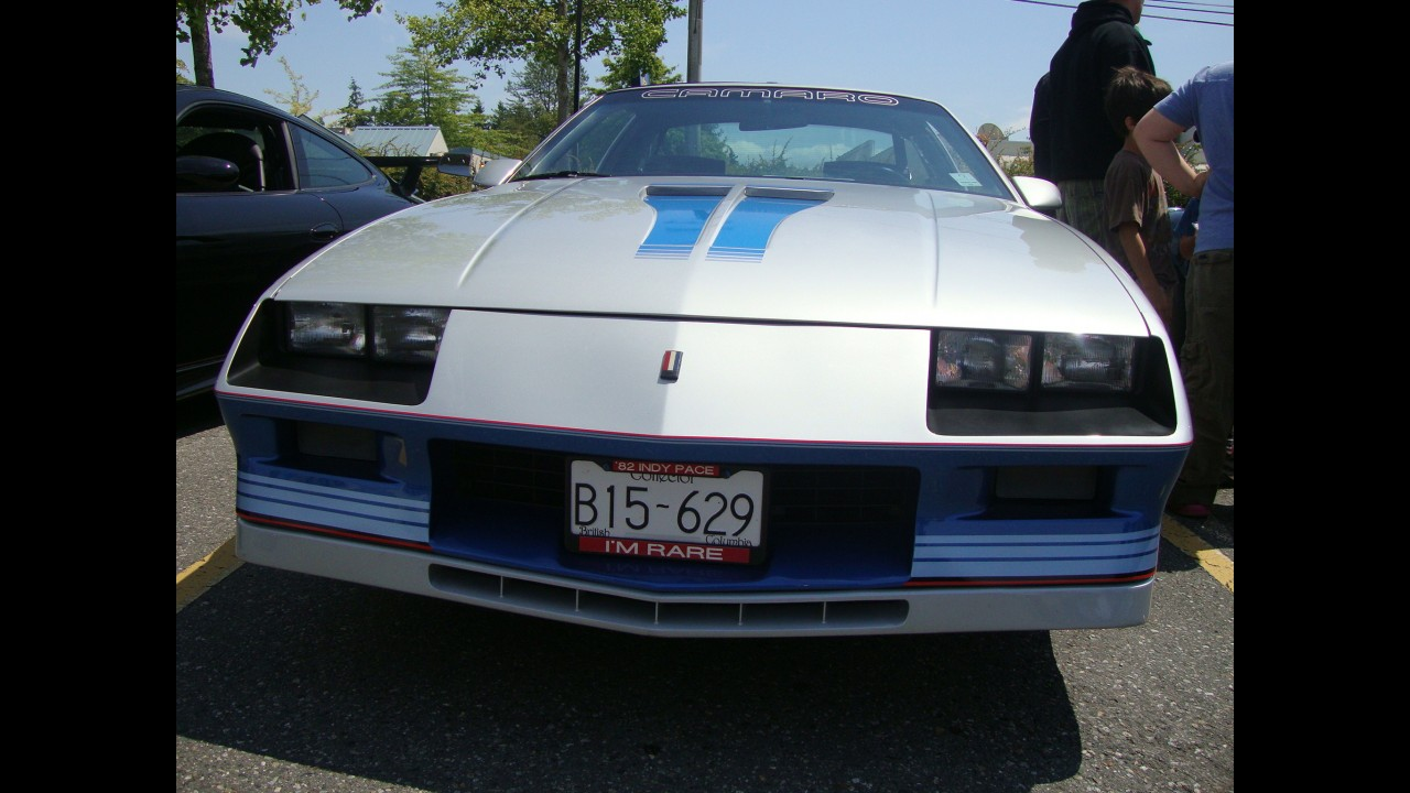Chevrolet Camaro Berlinetta