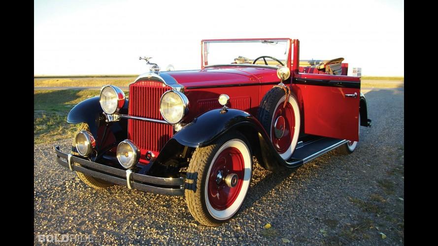 Packard Standard Eight Convertible Coupe