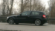 BMW 1-Series 2-door spy photos