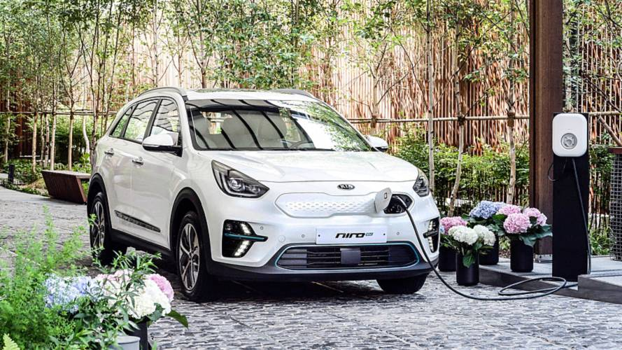 Kia Niro EV Goes On Sale In Korea Ahead Of Europe Release