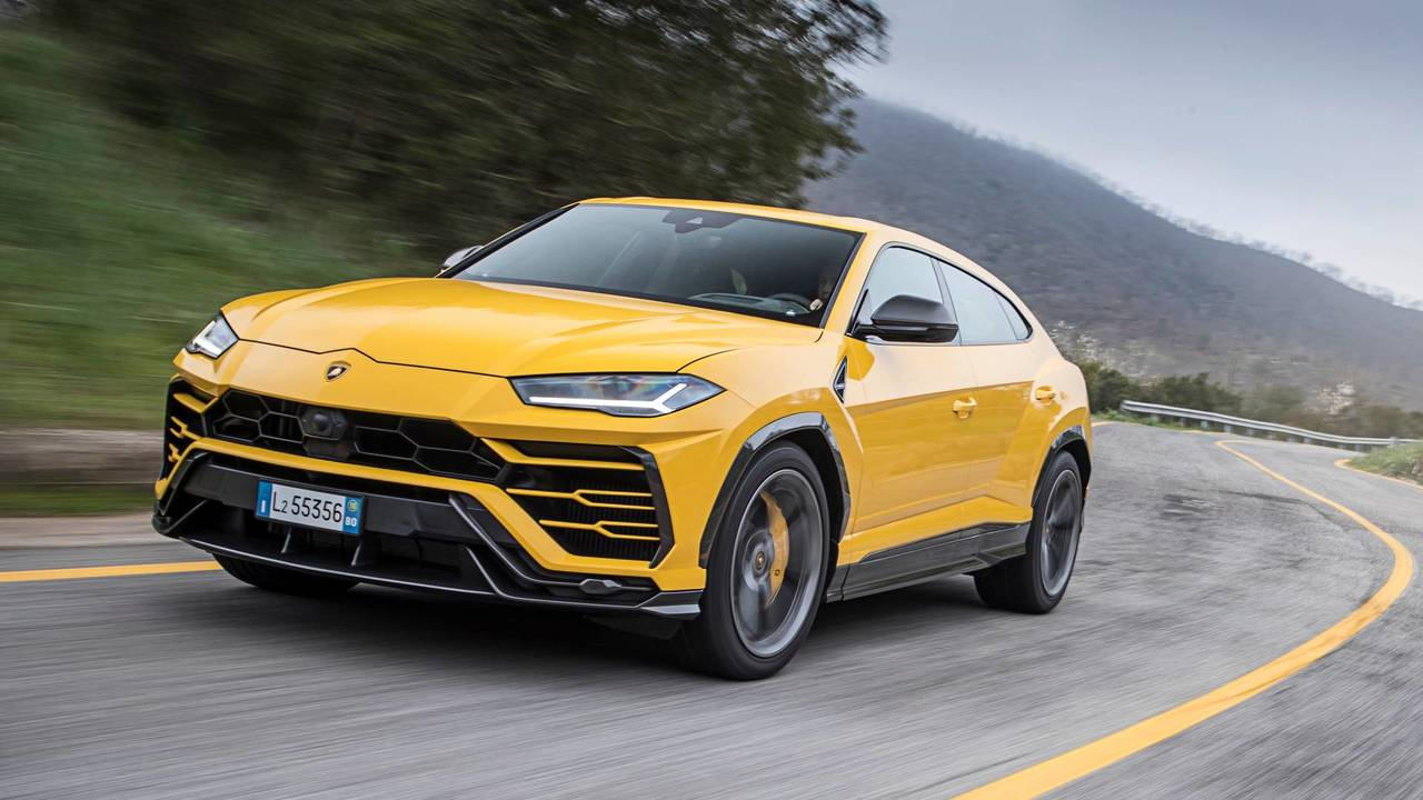 2018 Lamborghini Urus First Drive Motor1 Com Photos