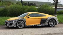 Audi R8 Refresh Spy Photos
