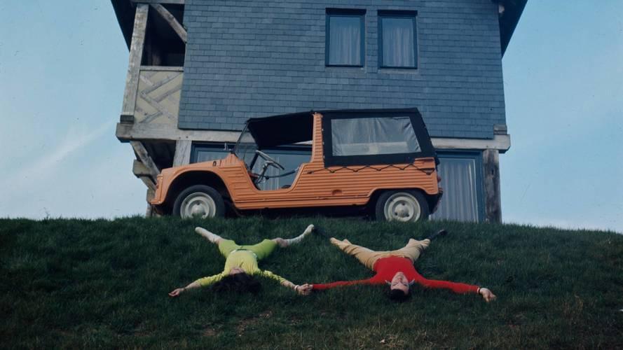 Redécouvrez la Citroën Méhari avec le communiqué original
