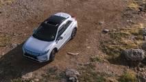 Mitsubishi Eclipse Cross İlk Sürüş