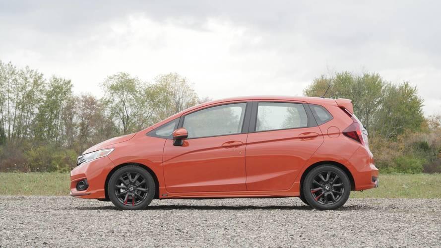 2018 Honda Fit Sport   Why Buy?